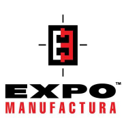expo manufactura mexico logo mundocompresor