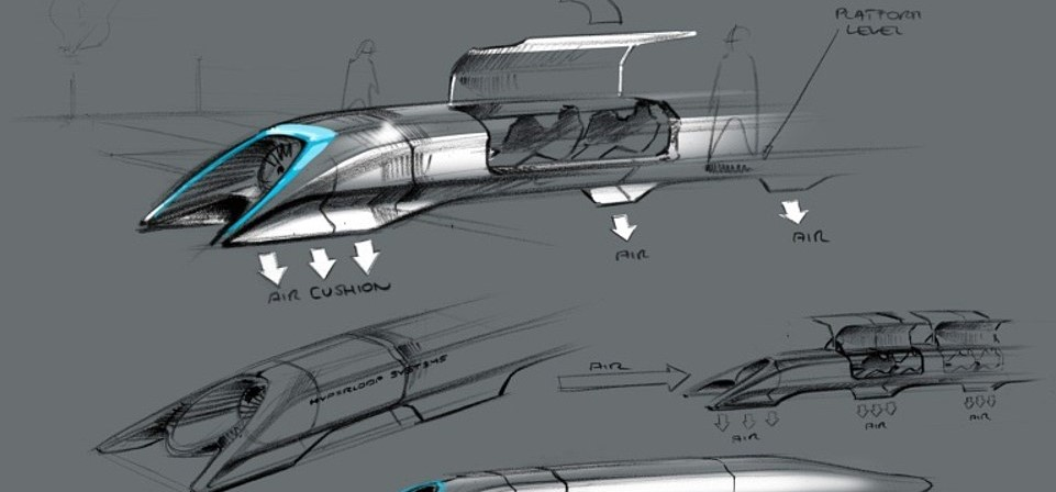 hyperloop spacex mundocompresor aire comprimido