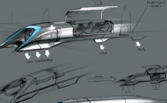 El Hyperloop - mundocompresor.com